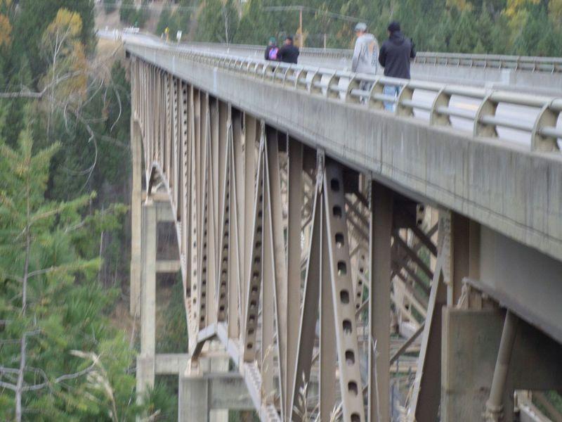 Standing On A Bridge Bridge moyie bridge