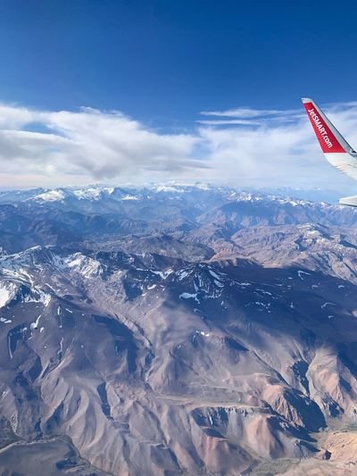#Chile #Cordillera #JetSmart #Vuelo #Altura #Viaje #Argentina #Avion #Aire #Montañas #Mendoza JetSmart Avion Cordillera Montanas Photography Argentina Chile Sky Cloud - Sky Nature Environment Landscape Aerial View Travel Day Air Vehicle Scenics - Nature No People Beauty In Nature Mountain Snow Mountain Range Outdoors Airplane First Eyeem Photo Flying Travel Transportation Nature My Best Photo