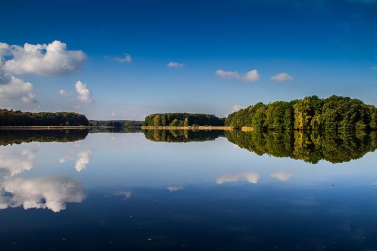 Moritzburg  Beauty In Nature Reflection Sky Water Cloud - Sky Beauty In Nature Outdoors The Great Outdoors - 2018 EyeEm Awards