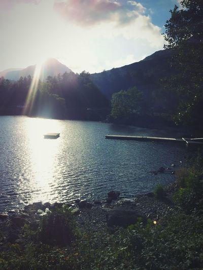 Loch Lomond Scotland Landscape Waterscape Sun The Great Outdoors - 2017 EyeEm Awards Original Experiences Check It Out