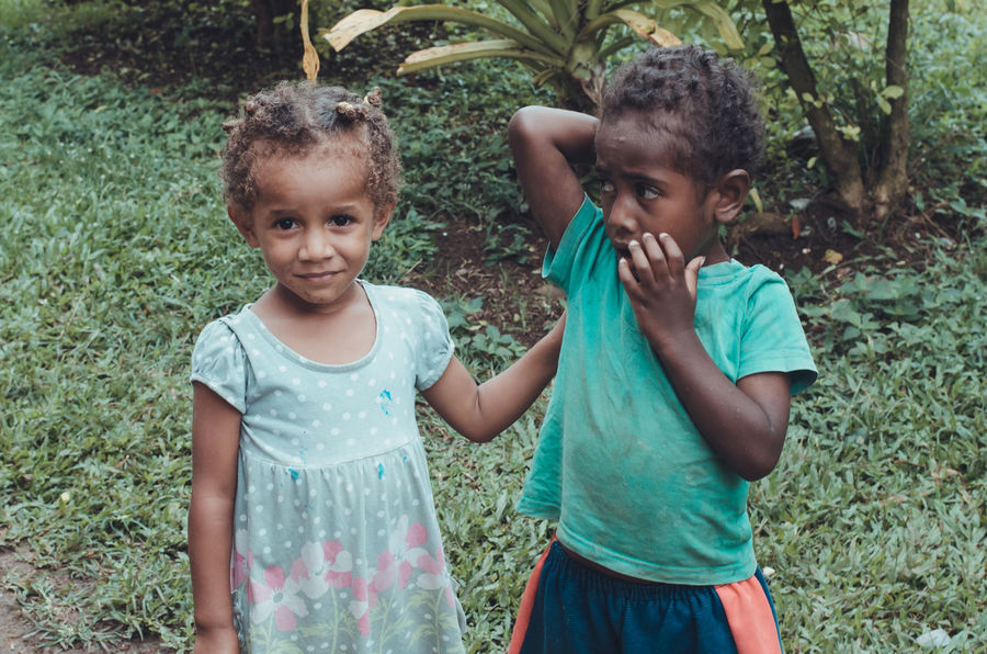 Naurosi kids Bonding Casual Clothing Childhood Children Cute Day Elementary Age Fiji Friendship Front View Leisure Activity Lifestyles Looking At Camera Nausori Highlands Outdoors Portrait Real People Smiling Standing The Portraitist - 2017 EyeEm Awards Togetherness Place Of Heart The Portraitist - 2017 EyeEm Awards