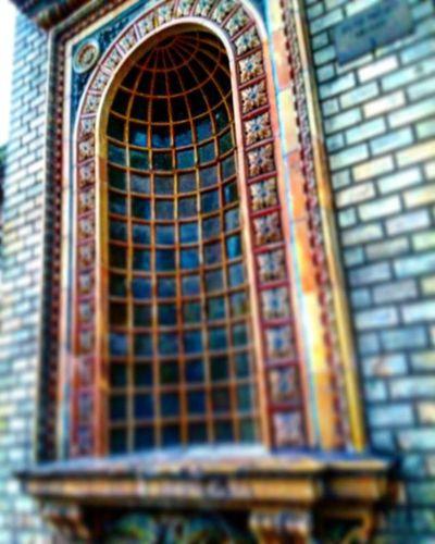 Window Blindwindow Architecture Budapest Ilovebudapest Olofpalme Varosliget Citypark Colorful Ruined Bricks