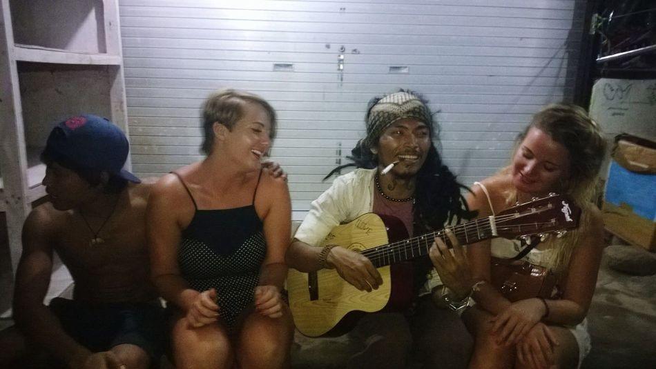 The Fan Club Streetparty Jammin' Universal Songs Gilitrawangan