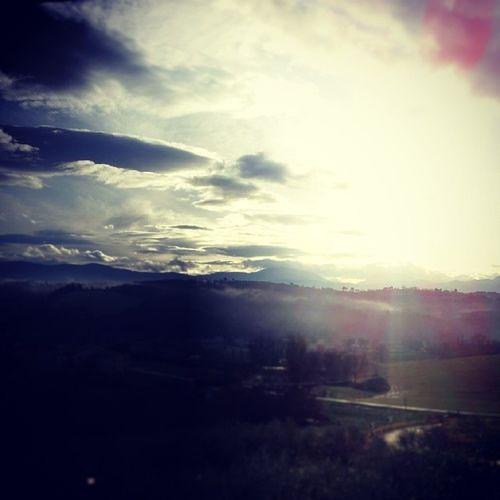 Nottevsgiorno Buongiorno Alba Mattino panorama belpanorama