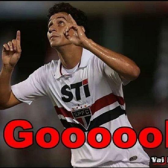 Göl SPFC Tricolor Paixão Maestro Ganso