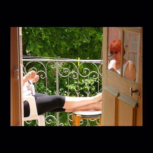 J'ai perdu la tête... Portrait Reflection EyeEm Best Shots The Calmness Within