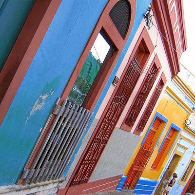 Rua de São Bento. Olinda.