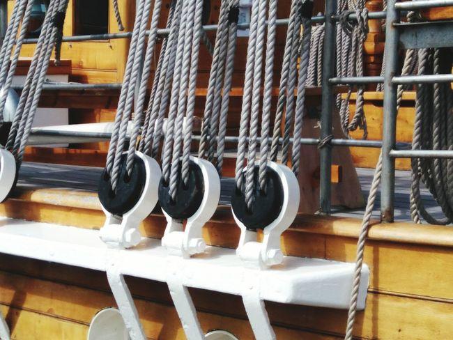 Nautical Nautical Equipment Pulley Sailing Ship Sailing