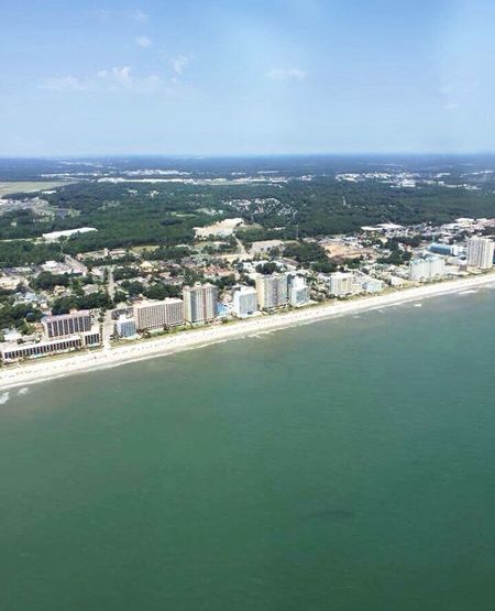 Got to take my first helicopter ride while on vacation. It was scary, but yet so amazing! Helicopter View  Ocean Myrtle Beach SC Vacation Tadaa Community Tranquil Scene Eyeem Friends Beach Beach Photography Beach Life Helicopter Ride Water Aerial View Beauty In Nature