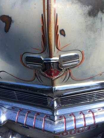 Ride-In Vintage Cars