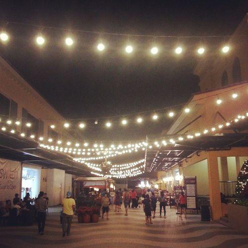 Christmas lights. MentosChristmas2014