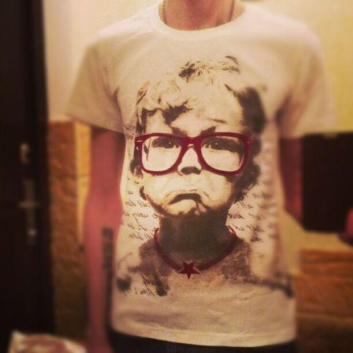 еще одна футболка в моей коллекции спасибо @jujuse4ka