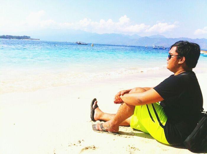 Gili Trawangan Beach - Lombok, Indonesia