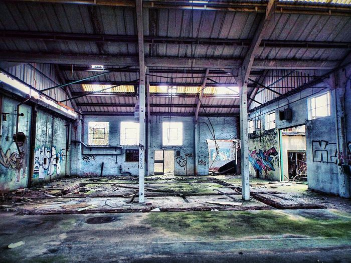Abandoned Abandoned Places Abandoned Buildings EyeEm_abandonment EyeEm Best Shots Hdr Edit Hdr_Collection Hdr_lovers HDR Exploring Urban Exploration Urbex Graffiti Graff Eyeem Graffiti Showcase: February Check This Out Trespassing Hidden Places Hidden Hidden Treasures Hidden Art Wet Sunday Days Out Fujifilm