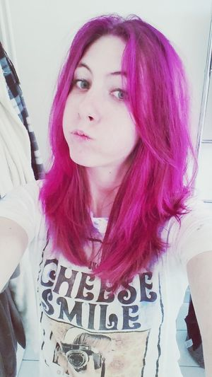 Haircolor Pinkforever Cutie Selfie