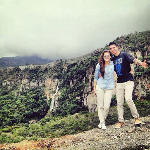 ⛺️ Waterfall Camping