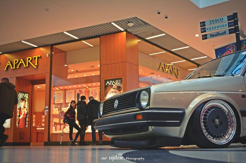 WOŚP 2018 Bełchatów Apphoto Apphotography Apart VW Golf Volkswagen Wośp 2018 Car City Night Outdoors People
