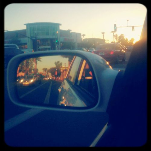 Enjoying Life Appreciating This Moment PictureTime☺ Sunsets mill ave at dusk