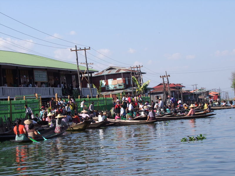 Collecting Children from High School, Inle Lake Blue Sky White Clouds Building On Stilts Composition Education High School Inle Lake Lake Large Group Of People Mode Of Transport Myanmar Narrow Boats Nautical Vessel Outdoor Photography Parents And Children Real People Ripples In The Water School Shan State Sunlight And Shadows Tourism Tourist Attraction  Tourist Destination Traditional Boats Transportation Water