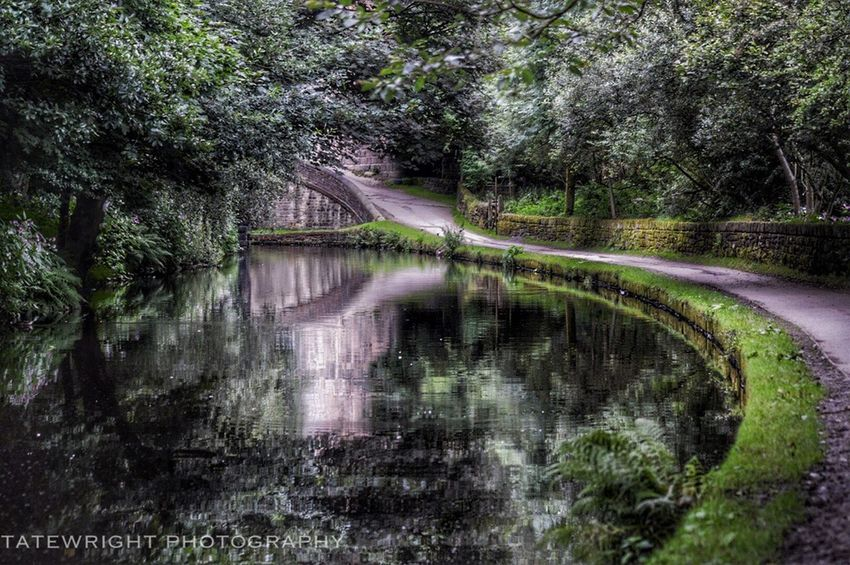 Reflection_collection Reflections In The Water Landscape_photography Landscape_Collection Saddleworth Uppermill