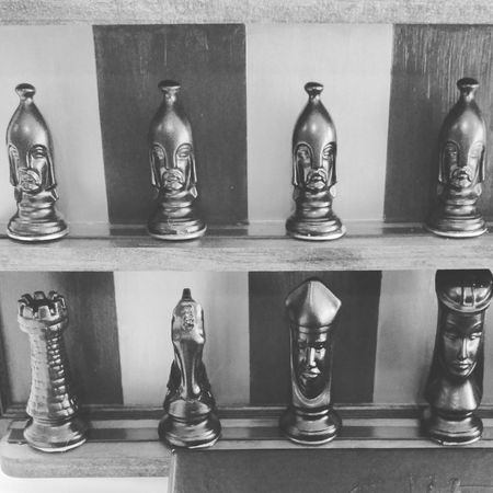Chess Piece Art And Craft Chess Indoors  Shelf Chess Board Knight - Chess Piece