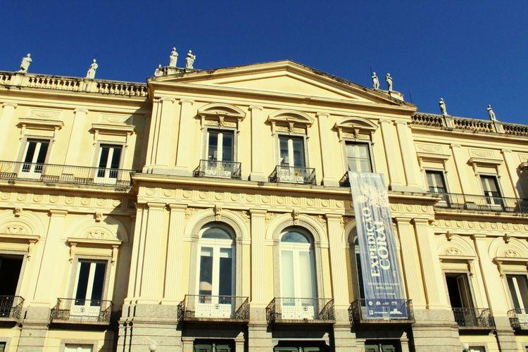 Museu Nacional Museu Nacional Museu Da Quinta Quinta Da Boa Vista Museum EyeEm Selects Build Centro Do Rio Edificio The Architect - 2018 EyeEm Awards
