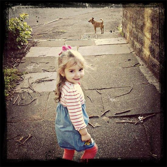 My little angel ?? Princess Valentina <3 I Love You ❤