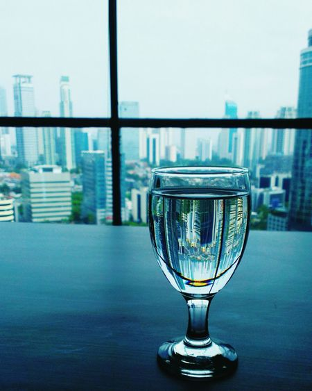Friday Still Life Mobilephotography Cityscapes Workplace Indonesia_allshots HTC_photography Reflection Jakarta Enjoying The View PhonePhotography