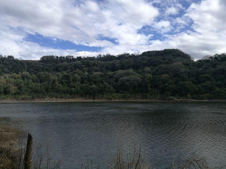 Rio Grande, Lake Atenas Costa Rica