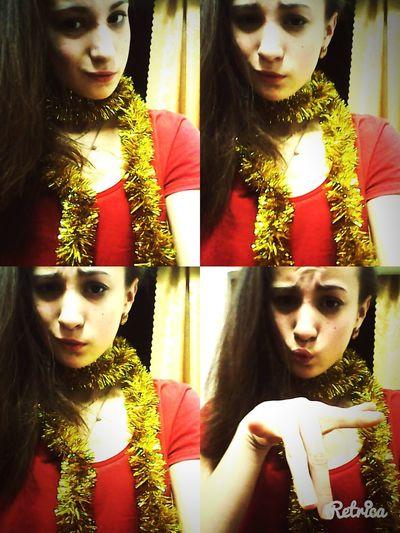 Сегодня Новый Год!))**