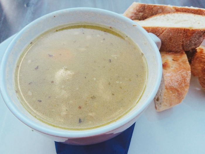 Hving A Soup a Greek Meat soup Food Photography Foodspotting