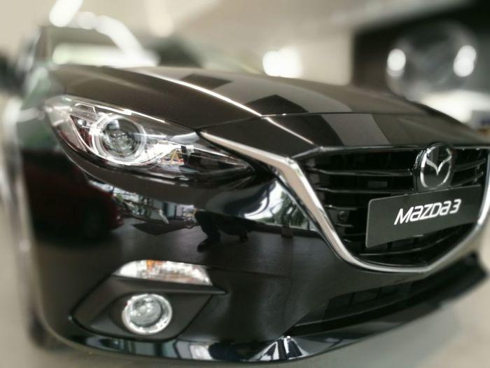 Mazda3 @ Showroom First Eyeem Photo