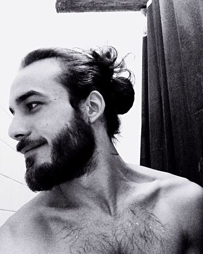 Beard Bearded Longhair Beardlife Bnw Bnw_life Bnw_collection EyeEm Bnw That's Me Inked