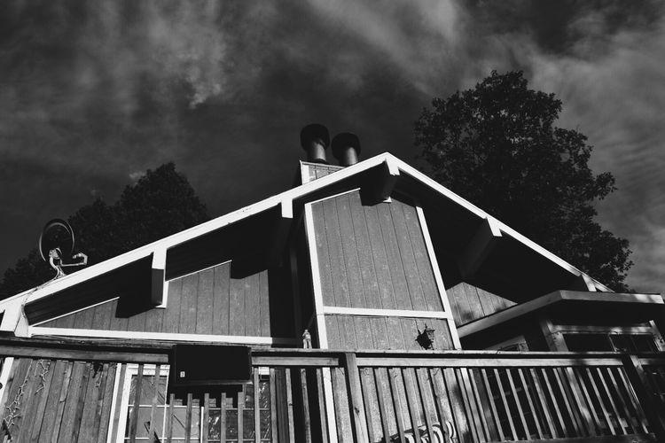 Architecture_bw EyeEm Best Edits Blackandwhite Photography House