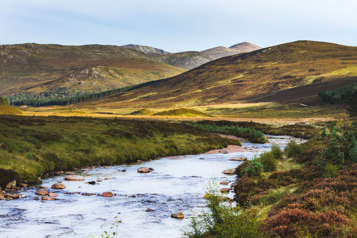 Cairngorms Scotland Autumn Beauty In Nature Beauty In Nature Day High Definition Lake Landscape Mountain Mountain Range Natural Parkland Nature No People Outdoors Scenics Sky Tundra Water Wilderness EyeEmNewHere Postcode Postcards Be. Ready.