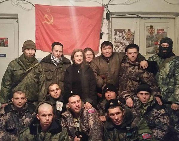 Redsign Redflag Communist Antifascist Interbrigade Ghostbrigade