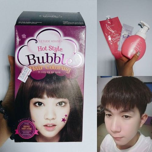 Tóc có màu mới !! Etudehouse Bubblehaircoloring Vietnamboy Vietnam Boy Chinaboy Asian  Selfie Beauty Boys Cool Followme Funny Happy Heart Hot Instaman Male Males  Man Me Men Great