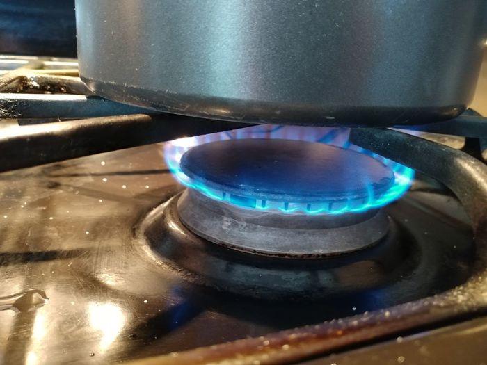 Stove Gas
