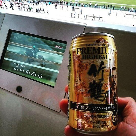 当たらないね Whisky Drinking JRA 競馬