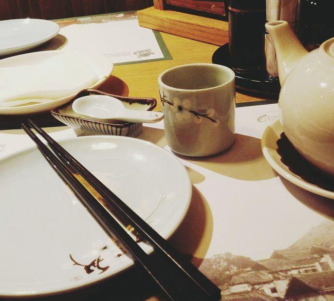 Tea set... Gourmet Enjoying Life Healtydrinks Chinese Tea Set Hot Tea Green Tea ❤️