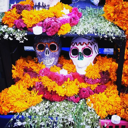 Tradiciones Multi Colored Urban Life Photography Mexico Tradition Culture And Tradition