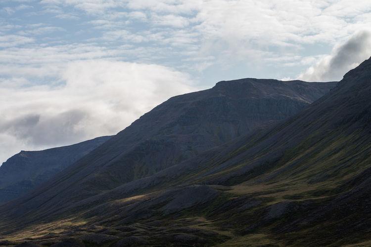Mountains on
