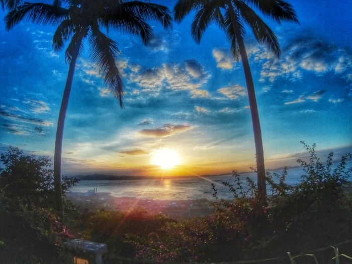Loving the Sunset :) Eyeem Philippines Sightseeing Sunset