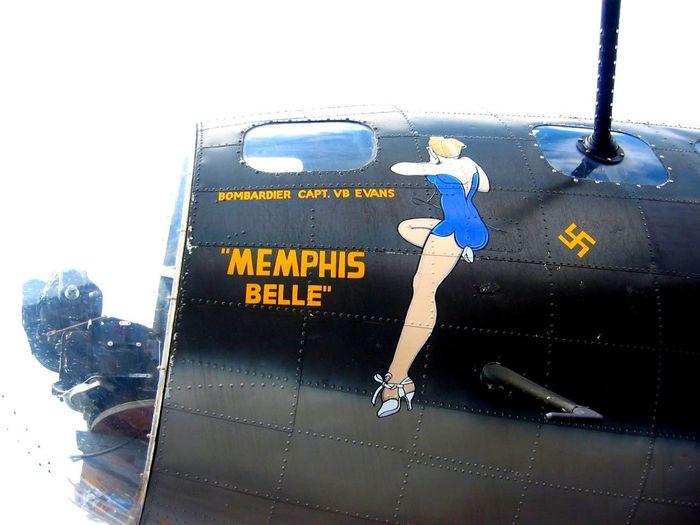 Memphis Belle Bomber Ww2warbirds WWII