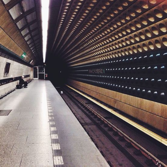 Tube Station  Public Transport Metro Station Travel