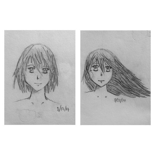 DAY 3: DRAWING drew this this summer Drawing Manga Anime Japanesecharacters