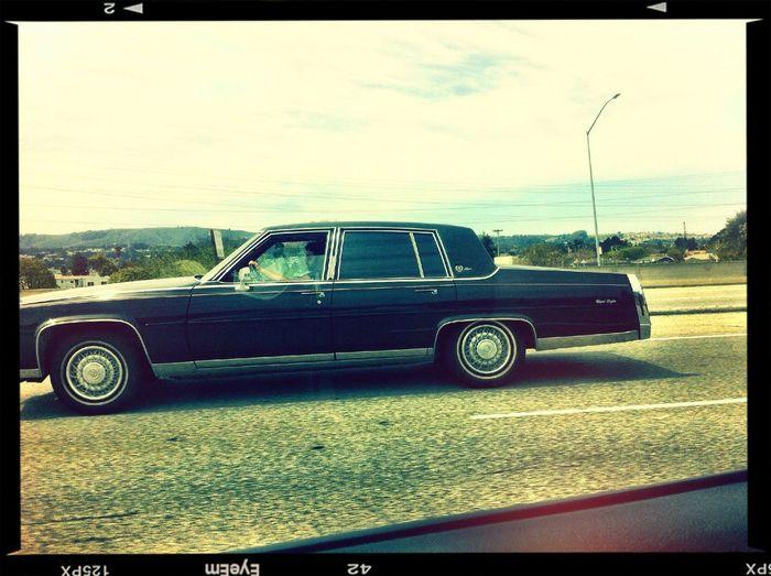Roadtrippin' at South San Fransisco Roadtrippin'