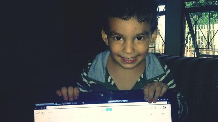 My baby Enzo *------* Baby Nephew  Godson Babybeautiful