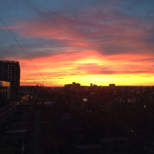 Sunrise Krsk яжвк Dawn