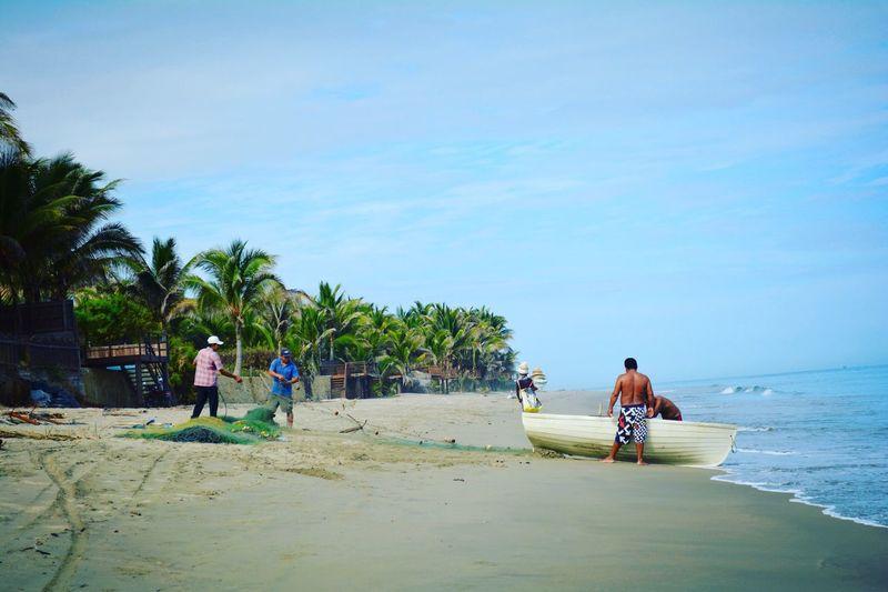 Beach Beachphotography Playa #beach Playa Praia Mancora Las Pocitas-Mancora Pescadores